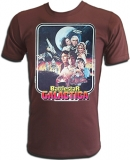 Battlestar Galactica 1978 Vintage TV Show T-Shirt border=