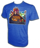 Beatles Yellow Submarine Peter Max Vintage T-Shirt border=