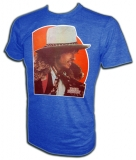 Bob Dylan 1976 The Last Waltz Vintage T-Shirt border=