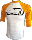 Chevrolet Corvette Stingray Vintage T-Shirt border=
