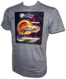Chevrolet Hotwheels Corvette Vintage T-Shirt border=