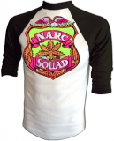 Dazed and Confused Narc Squad Vintage T-Shirt border=