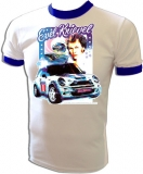Evel Knievel OOP Mini Cooper BMW Promo Vintage T-Shirt border=