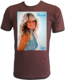 Farrah Fawcett 1976 Logan's Run Sci-Fi Vintage T-Shirt border=