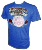Grateful Dead Bicentennial 1976 Vintage T-Shirt border=