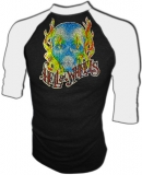 Hell On Wheels Ghostrider Vintage T-Shirt border=