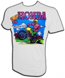 Honda Rat's Hole World's Fastest Vintage T-Shirt border=