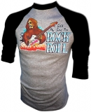 I Sold My Soul For Rock N' Roll Vintage T-Shirt border=