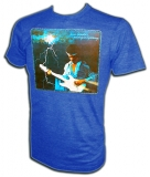 Jimi Hendrix Midnight Lightning Vintage T-Shirt border=