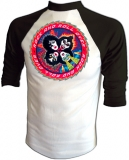 KISS Rock and Roll Over Aucoin Vintage T-Shirt border=