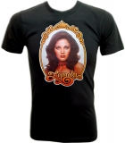 Lynda Carter Wonder Woman Headshot T-Shirt border=