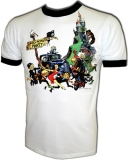 Mad Monster Party TV Vintage Iron-On T-Shirt border=