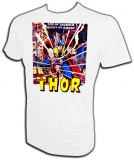 Marvel Comics Jack Kirby Thor Vintage T-Shirt border=