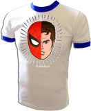 Marvel Comics Spiderman Alter Ego Vintage T-Shirt border=