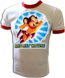 Mighty Mouse Original Viacom Vintage T-Shirt border=