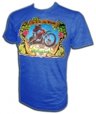 Moto-X Enduro Do It In The Woods! Vintage T-Shirt border=