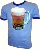 Oh My, What HUGE Mugs You Have! Vintage T-Shirt border=