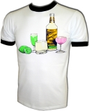 Sauza Tequila Extra 1974 Vintage T-Shirt border=