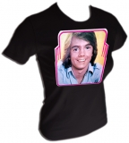 Shaun Cassidy Sexy Teen Beat Star Vintage T-Shirt border=