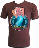 Suzanne Somers Three's Company Poster Girl T-Shirt border=