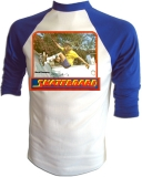"Tony Alva in ""Skateboard"" The Movie Vintage T-Shirt border="