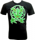 Weed Identification Is Helpful Vintage T-Shirt border=