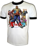 A-Team TV Show starring Mr. T Vintage T-Shirt