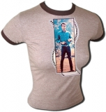 Burt Reynolds Sexy 70's Superstar Vintage TV T-Shirt