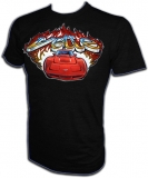 Chevrolet Corvette Summer Stingray Vintage T-Shirt