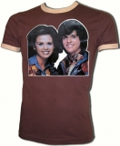 Donnie & Marie Variety Show Promo Vintage T-Shirt