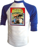 Dukes of Hazzard 1981 Cover Print Vintage T-Shirt