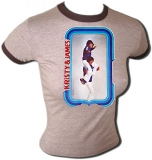 Kristy & James McNichol Child Stars Vintage T-Shirt
