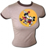Mickey & Minnie Mouse Club Disneyland Vintage T-Shirt