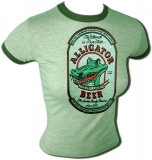 Alligator Beer Boston Lager Umass Vintage T-Shirt