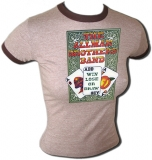 Allman Brothers 1975 Win Lose Draw Vintage T-Shirt