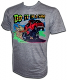 BDR Do It In A Van Rat Fink Vintage T-Shirt