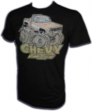 Chevrolet Vintage Distressed Tough Guy T-Shirt