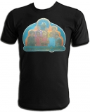 Earth Wind & Fire Vintage Distressed Concert T-Shirt
