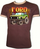 Ford Ranger Step Side Pick-Up Truck Vintage T-Shirt