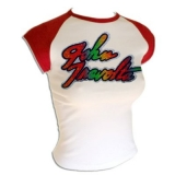 GREASE John Travolta Signature Vintage T-Shirt
