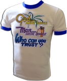 God Made Grass! Who Can You Trust? Vintage T-Shirt