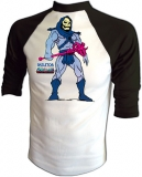 He-Man & Skeletor MOTU Cartoon Vintage T-Shirt