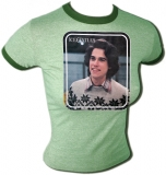 Ice Castles Robby Benson Vintage TV T-Shirt