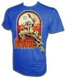 Marvel Comics Karate Master of Kung Fu Vintage T-Shirt