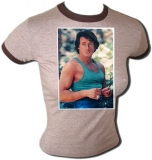 Rocky Sexy Sly Stallone 1978 Poster Print Vintage T-Shirt