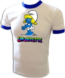 Smurfette 'Eat Your Heart Out Smurfs!' Vintage T-Shirt
