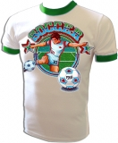 Soccer Adidas World Cup Vintage Football T-Shirt