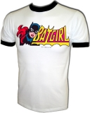 Super Friends Batgirl Vintage T-Shirt