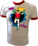 Super Friends Robin Boy Wonder Vintage T-Shirt